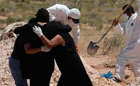 México desplaza a Canadá en muertes