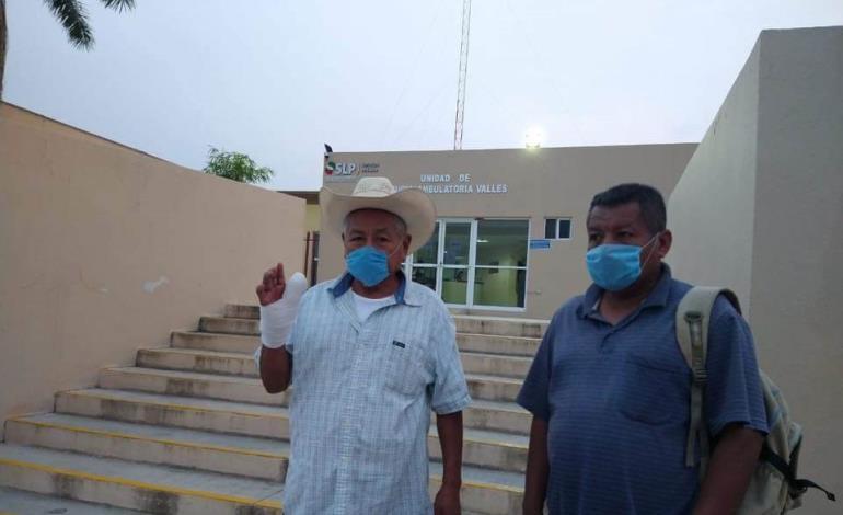 Continúan negando el traslado de pacientes