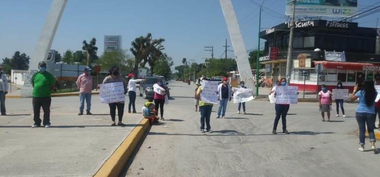 Faltan apoyos en Matehuala