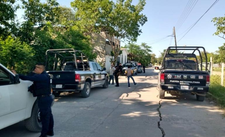 Cadáver putrefacto movilizó a policías