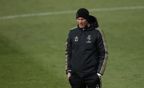 Zidane incide trabajo táctico