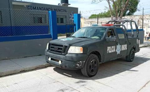 Incautaron patrullas a Policía Municipal
