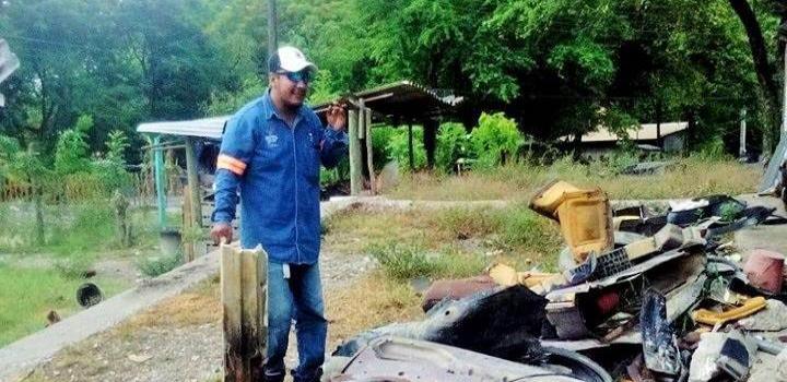 Descacharrización eficaz contra el 'Aedes Aegypti'