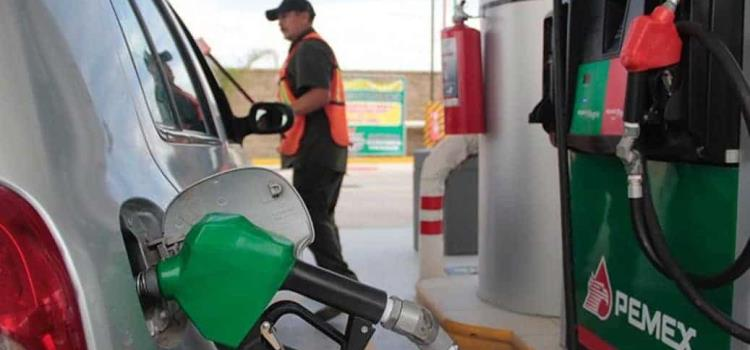 Venden gasolina chafa