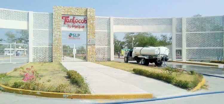 Abrirá desde hoy Parque Tantocob