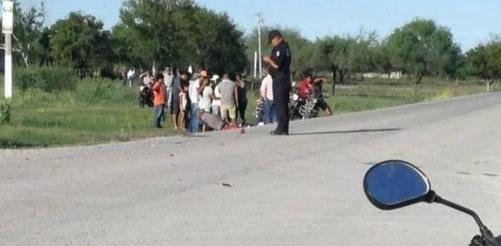 Motociclista se mató en choque