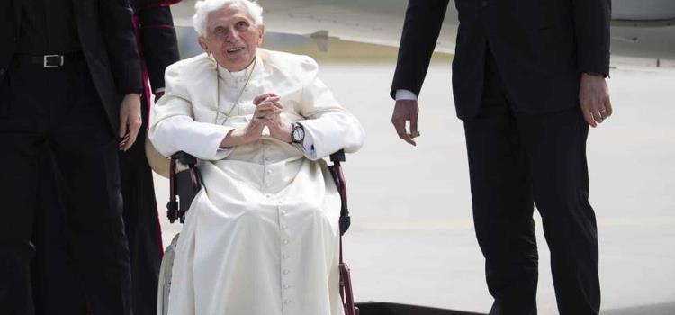 Muy grave el Papa