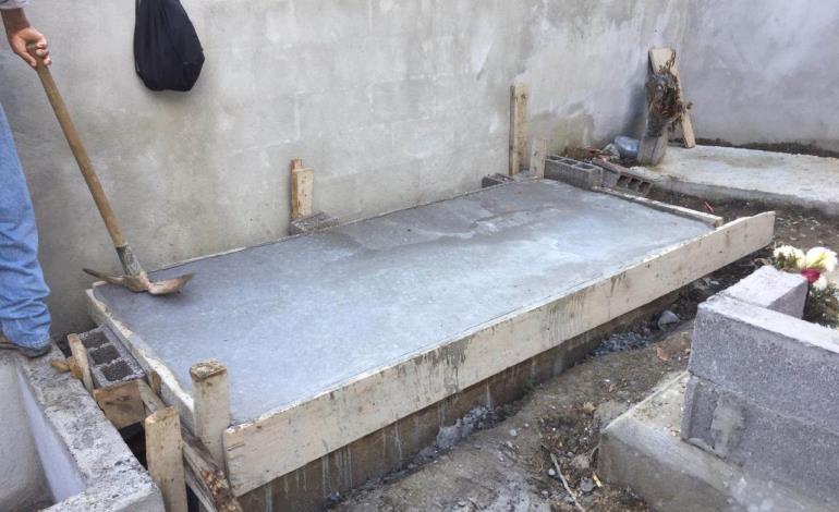 Exhumaron cadáver sin permiso previo