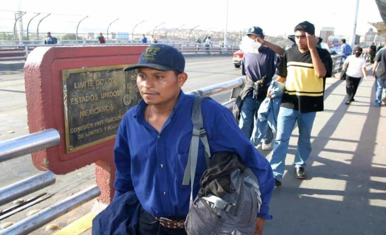 Migración creció en zona Huasteca