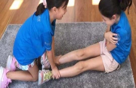 """Niños de la escuela """"Pumas"""" ya entrenan de manera virtual"""