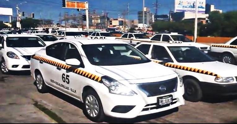 Taxistas de Escalerillas están en incertidumbre