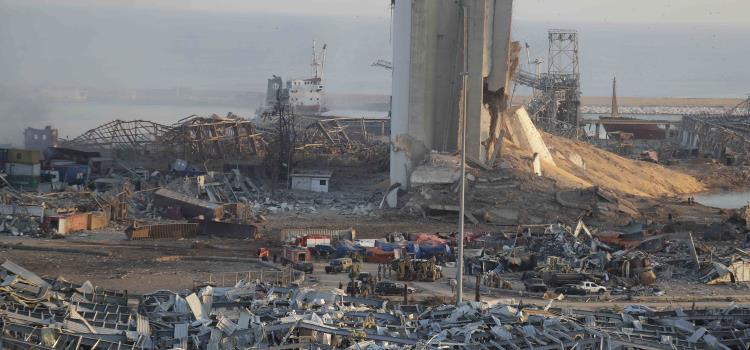 Terror, muerte y daños tras explosión