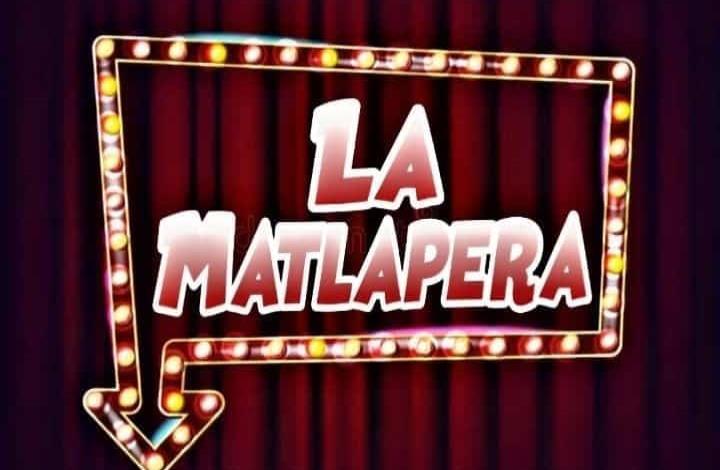 """Alistan estación """"La Matlapera"""""""