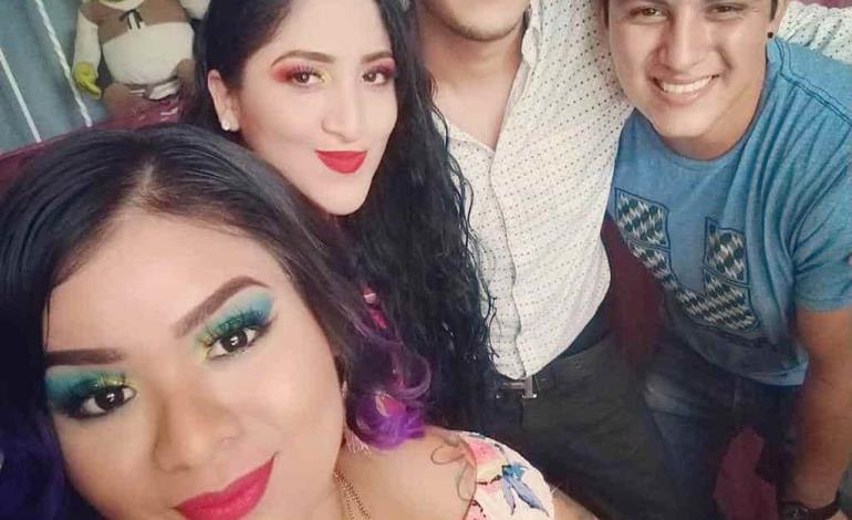 Celebró su cumple Angie Rodríguez