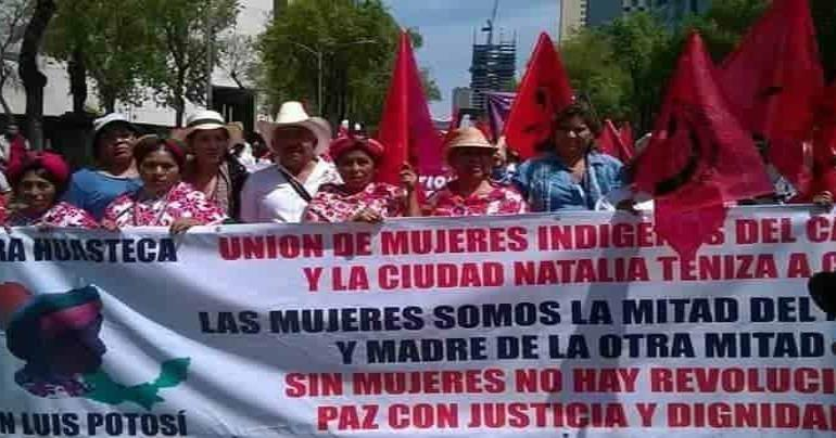 Indígenas invisibles para López Obrador
