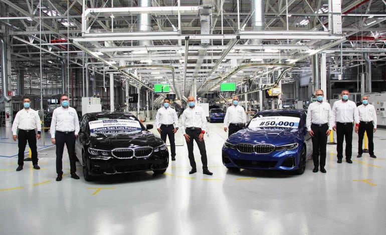 Inicia fabricación de vehículos híbridos