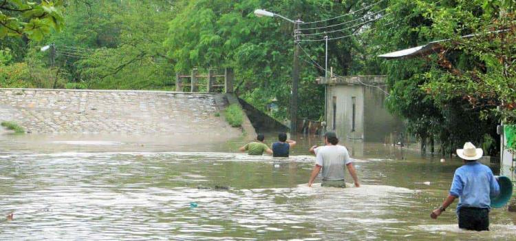 15 ciclones podrían afectar la Huasteca