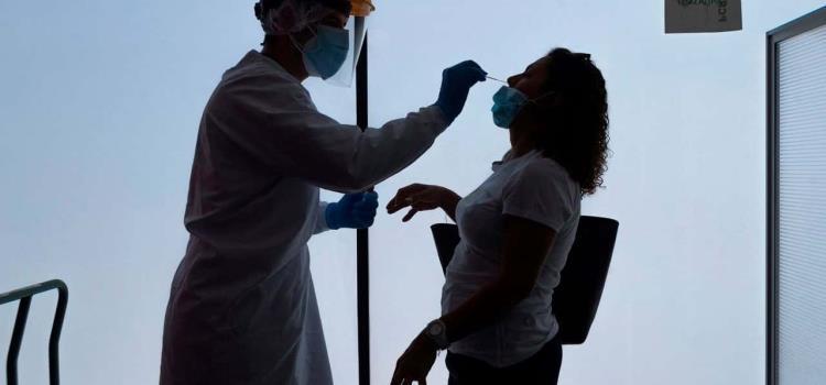 Huasteca Norte cerca de 3,000 casos Covid