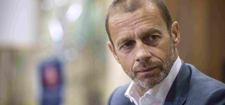La UEFA considera mantener formato de un partido