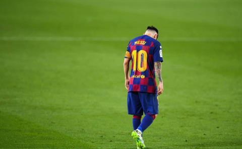 Barca: 'Queremos que Messi se quede'