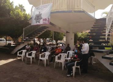 Plan anti-violencia desarrolla Alcaldía