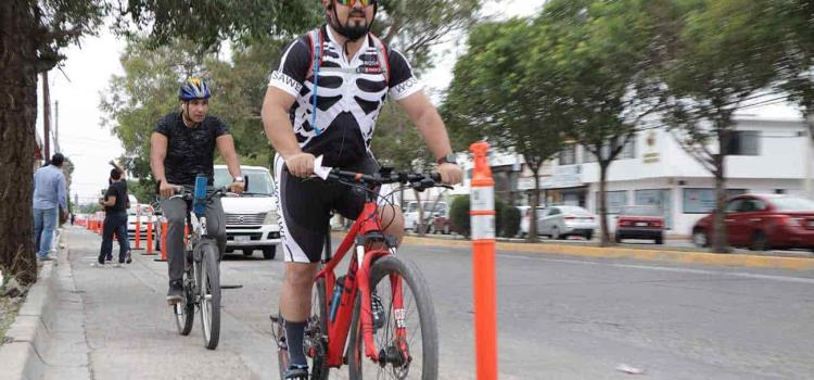 Construirán ciclovías en todo el municipio