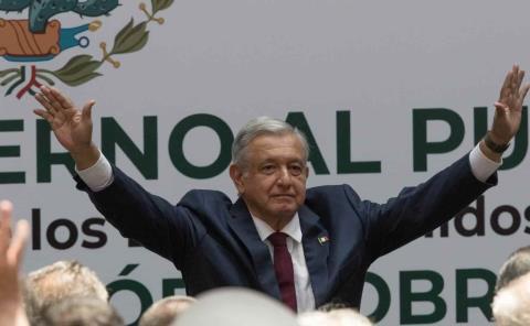 Hoy el informe de López Obrador