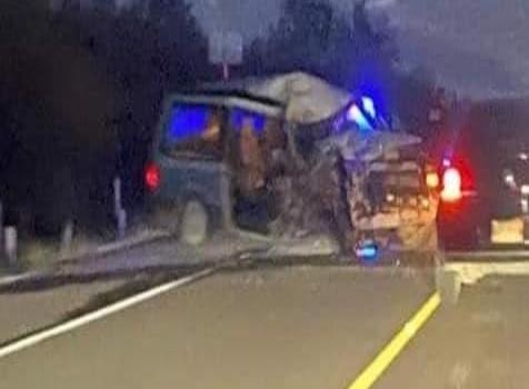 Otro accidente en la Supercarretera