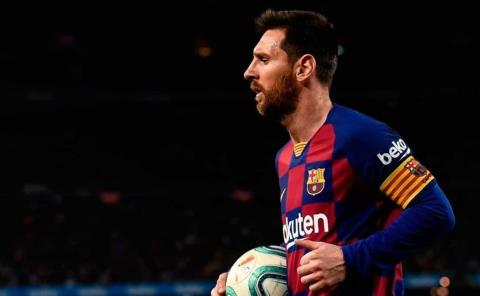 Messi al Manchester City