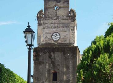 Reloj parroquial el más antiguo