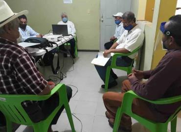 Comité de Sanidad Vegetal brinda apoyo