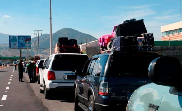 Viajes a San Luis sólo si es esencial