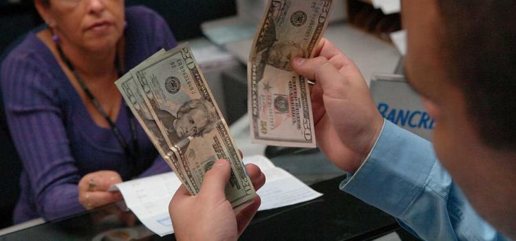 Llegaron más dólares a SLP
