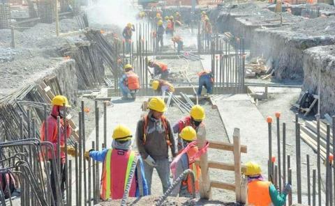 Constructoras en la 'quiebra'