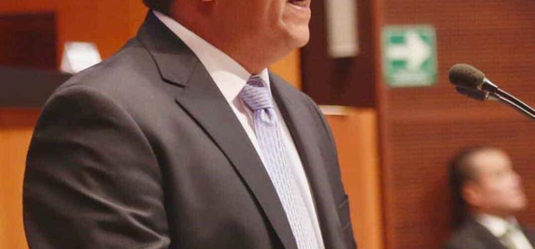 Exige senador Gama justicia para víctimas
