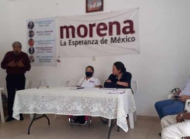 Inicia consulta sede de Morena
