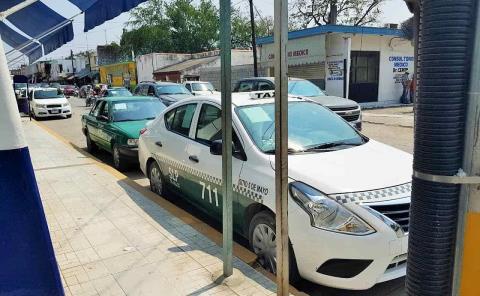 Plataforma 'Fotingo' riesgo para taxistas