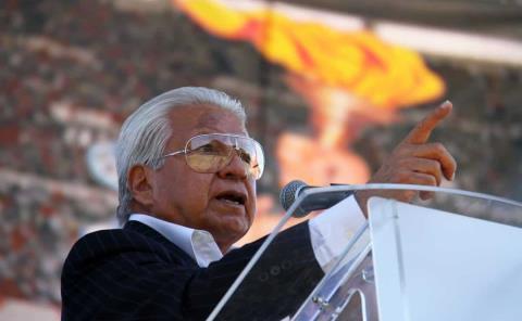 Llama Antorcha a rescatar a México