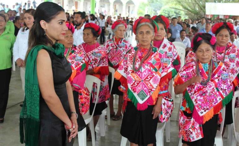 Poco que celebrar: mujeres indígenas