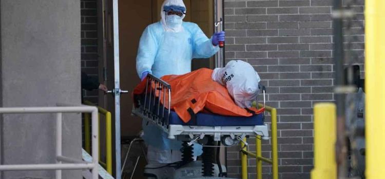 Van 214 muertos por el coronavirus