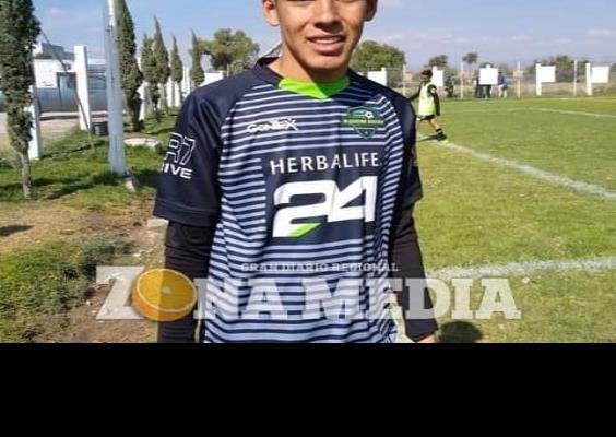 Bryan Álvarez Aguilar Fichó con Zacatecas