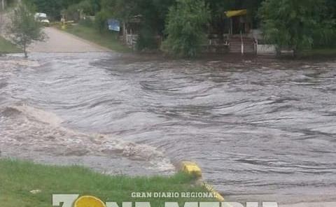 PC monitorea ríos y arroyos