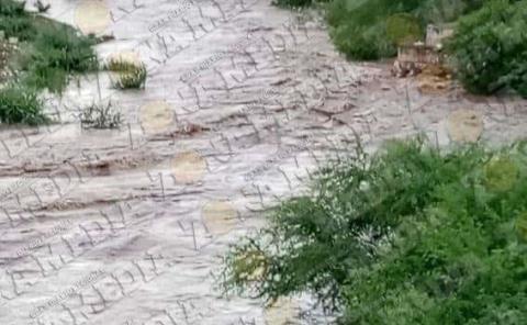 Riesgos ante la creciente de río