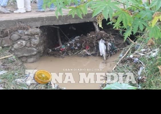 No hay riesgo de  más inundaciones