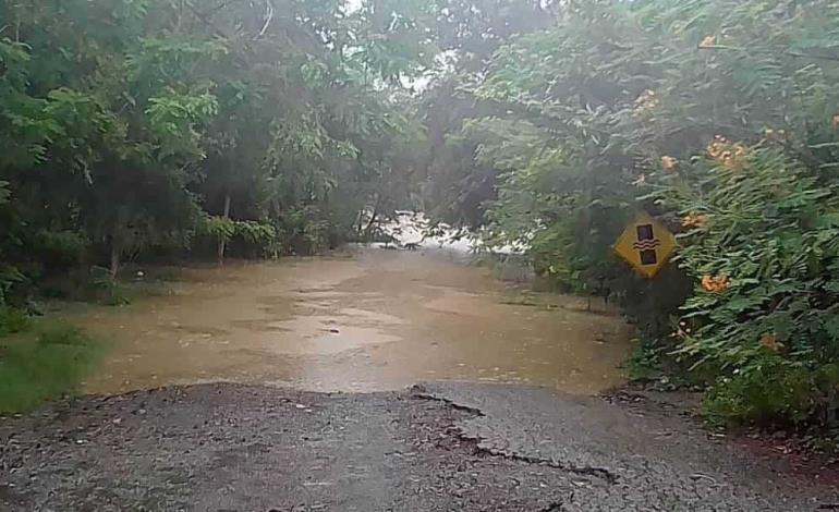 Monitorean ante constantes lluvias