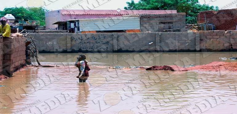 Estado de Emergencia por las fuertes lluvias