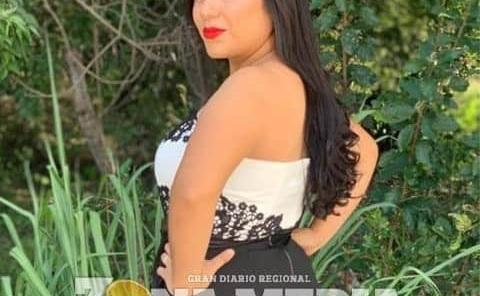 Halagada, Zara Orozco en su cumpleaños