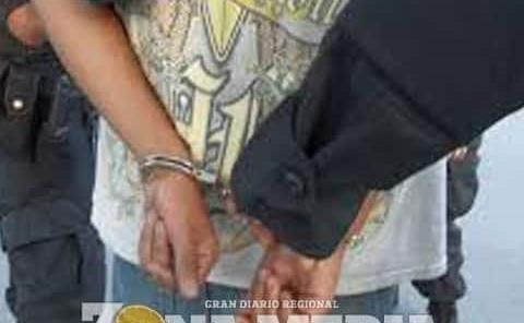 Refugiense ebrio fue encarcelado