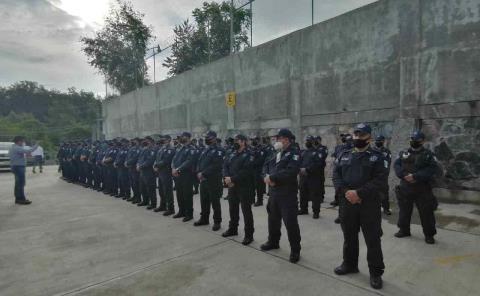 Cédula policial entregó Alcalde