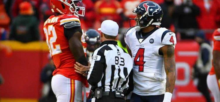 Chiefs-Texans abren la temporada regular